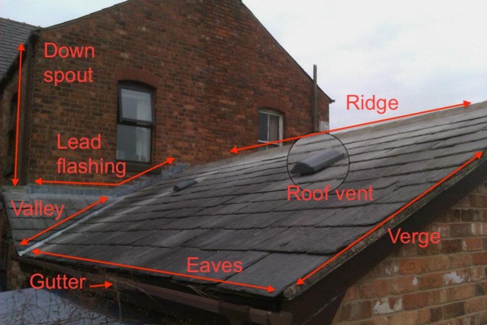 Ridge Tile Repairs Standish Property Maintenance Pest Control